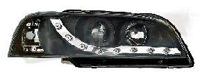 HOVEDLAMPER STYLING S/V40 96-98 PROJECTOR M/DEVIL EYE DS