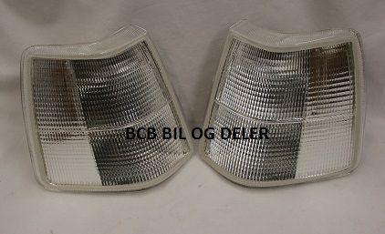 TILBUDSPAKKE BLINK/PARKLAMPE HELHVIT 940-91-98,960>94