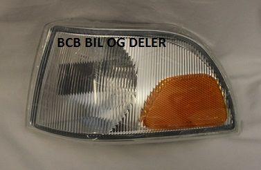 BLINKLAMPE S/V70 97-00 USA TYPE MED REFLEKS I SIDEN VENSTRE