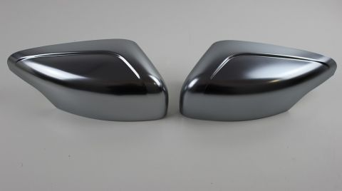 Speilkåpe sett Mattcrom (R.type look) XC60 08-13