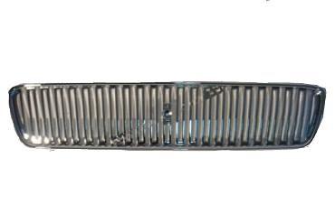 GRILL VOLVO V50 OG S40 2004-2007 8678680 leveres uten emblem