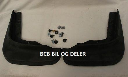 SKVETTLAPPER FORAN TIL VOLVO XC60 09-14