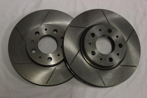 BREMSESKIVE FORAN SLISSA 850-94-97 S70+V70>97-00 280mm. PAR