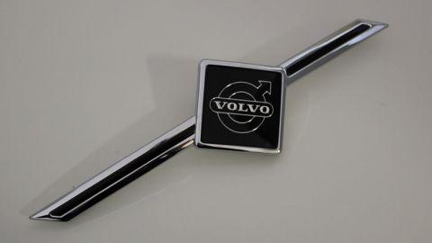 """Grill emblem Volvo 940(960>94)  og 740/760 med """"940""""grill"""