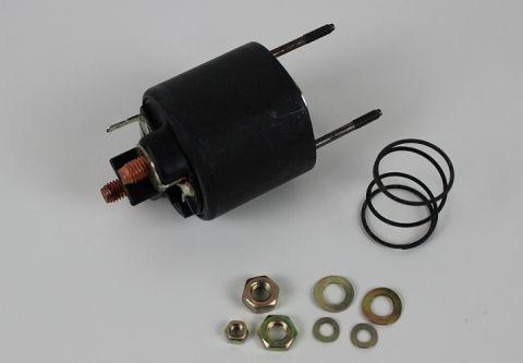 Starter innslag / solenoid til 340/360 starter med B14 motor