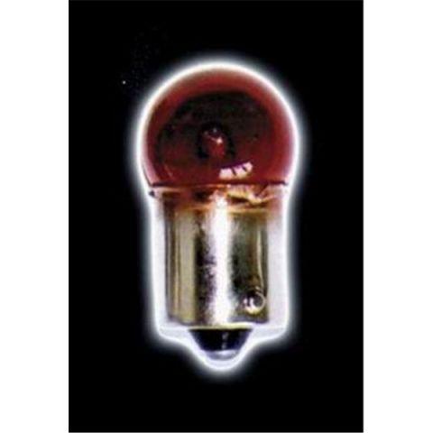 X-D LIGHT BA15S RED 5W REARLIGHTBULB - PAIR