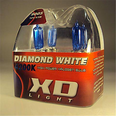 X-D Light 9005/HB3 Diamond White Bulbs 4200K
