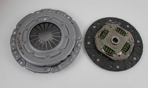 Clutchkit lamell og disk Vovo 940 D24TIC med M90 1995-96