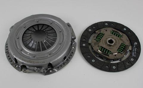 Clutch trykkplate og lamell 850,S/V/C70 Turbo div mod.