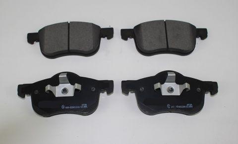 Bremseklosser sett, foran til Volvo V70-01> S60,S80  8634921/272401