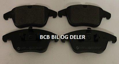 BREMSEKLOSSER FORAN TIL VOLVO XC70, V70, S80, S60, V60