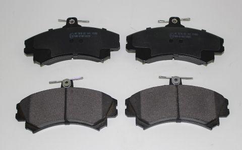 BREMSEKLOSSER FORAN SATS VOLVO S80 07- V70 08- FOR 316/336mm
