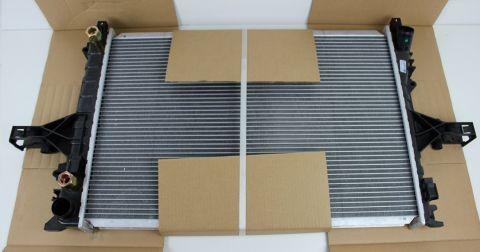 RADIATOR VOLVO S60,S80, V70N,XC70  622MMX426MMX22MM