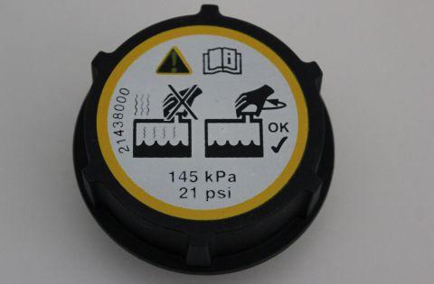 LOKK PÅ RADIATOR VOLVO V70S60 80 XC60 M.M.
