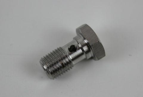 Banjo M10 for bremseslanger bla. inn på R-calipere