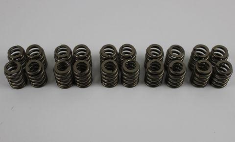 Ventilfjærsats stivere type til 20vent hvitmotor 6mm stamme