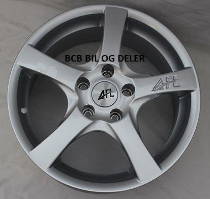 Fälg 7X16 Bultcirkel 5X108 ET 40 NAV 65,1 Silver