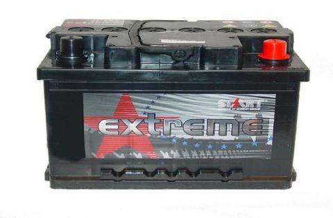 BATTERI EXTREME 88Ah (100(Ah) kampanje priser
