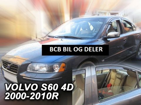 VINDAVISERE SETT  VOLVO S60  2000-2009 til alle fire dører