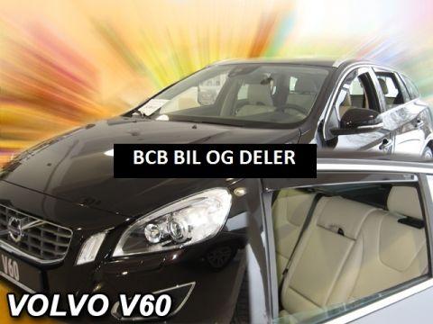 VINDAVVISERSATS VOLVO V60- 2010> TIL 4 DØRER