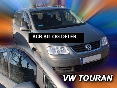 VINDAVVISERE VW TOURAN 3/2003>>> 5 DØRS SETT TIL FRAMDØRER