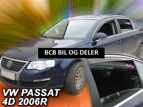 VINDAVVISERE VW PASSAT SEDAN/4D 2005>> SETT FOR 4 DØRER
