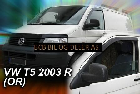 VINDAVVISERE VW CARAVELLE/TRANSPORTER T5 2003>>> LIMES