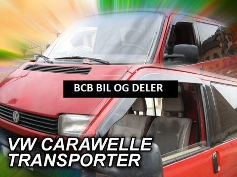 VINDAVVISER VW TRANSPORTER T4 1990-2003 TYPE SOM LIMES PÅ