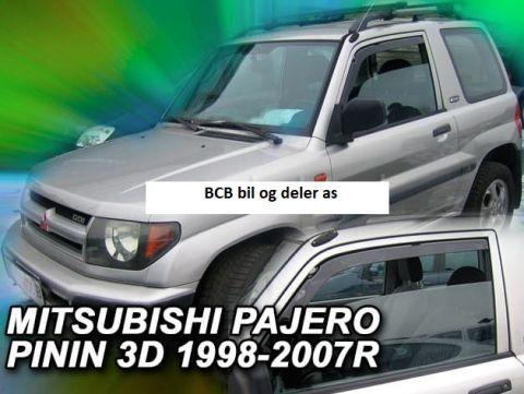 Vindavvisere Mitsubishi Pajero 3 Dørs PININ 1998-2004 Par