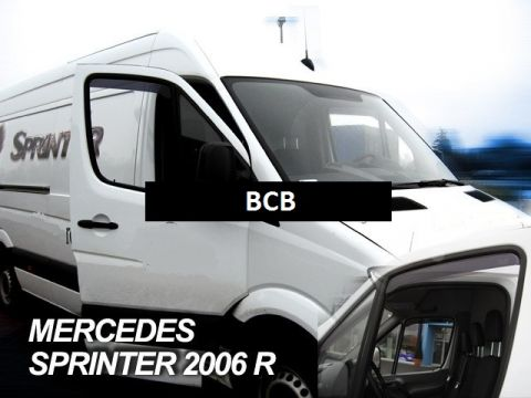VINDAVVISERE VW CRAFTER OG MERCEDES SPRINTER  06.2006>>