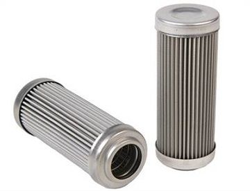 REPLACEMENT FILTER ELEMENT. 40 MICRON. STAINLESS