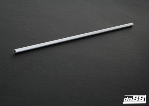 ALUMINIUMRØR 8X2,5 MM, LENGDE 500 MM
