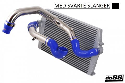BIGPACK VOLVO S60 V70 03-07, SVART SLANGE