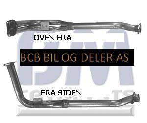 EKSOS FRONTRØR 240-8MND89-93 BRUK SAMMEN MED BM90283