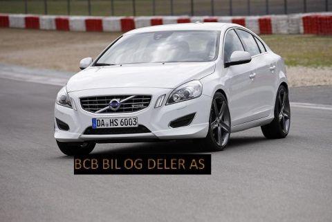 STYLINGSETT/BODYKITT S60/V60- DRIVe, D3 OG D5
