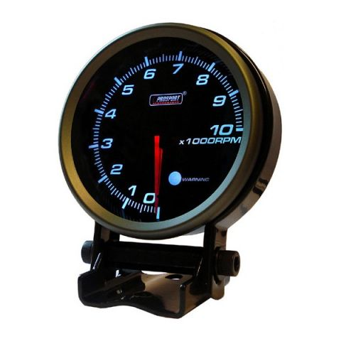 PROSPORT-S 80 MM ELECTRONIC TACHOMETER GAUGE WITH WARNING