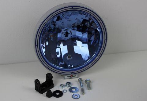 SIM Extraljus med 220 mm blått glas