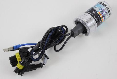 X-D LIGHT XENON SPAREBULB H7 4300K - EACH
