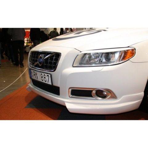 Frontspoiler/Läpp till Volvo V70II 2008-13 Radium Frontsplitt
